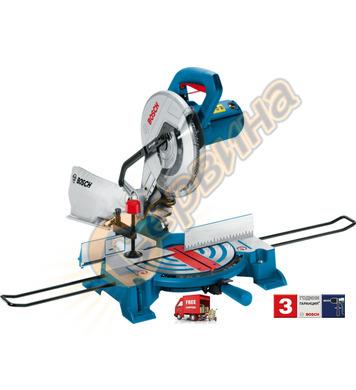 Потапящ настолен циркуляр Bosch GCM 10 MX 0601B29021 - 1700W