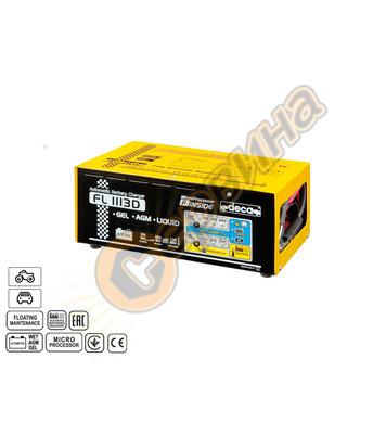 Автоматично зарядно устройство Deca FL1113D 319600 6/12/24V