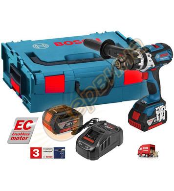 Акумулаторен винтоверт Bosch 18VE-EC 06019F1102 - 18V/5.0AhL