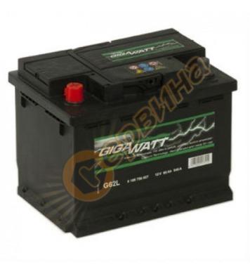 Стартерен акумулатор Gigawatt G62 L+ 0185756027 - 12V/60Ah