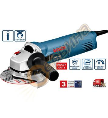 Ъглошлайф Bosch GWS 1400 0601824800 - 1400 W