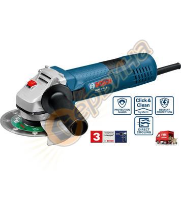 Ъглошлайф Bosch GWS 7-115 0601388106 - 720 W