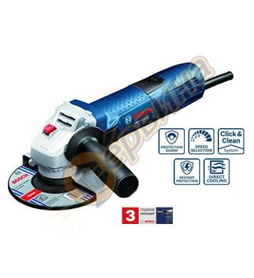 Ъглошлайф Bosch GWS 7-115 E 0601388203 - 720 W