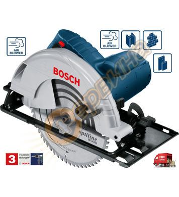 Ръчен циркуляр Bosch GKS 235 Turbo 06015A2001 - 2050W