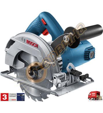 Ръчен циркуляр Bosch GKS 600 06016A9020 - 1200W