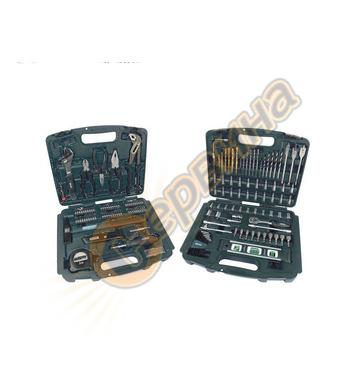 Комплект инструменти в куфарче Mannesmann  M29087  163 части
