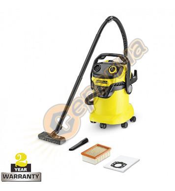Прахосмукачка за сухо и мокро почистване Karcher WD 5  1.348