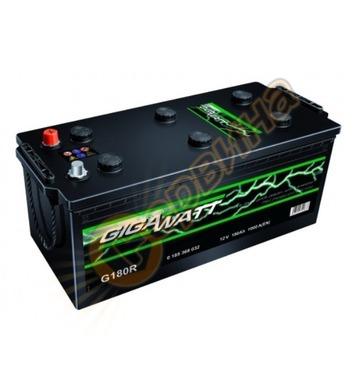 Стартерен акумулатор Gigawatt G180R 0185368032 - 12V/180Ah