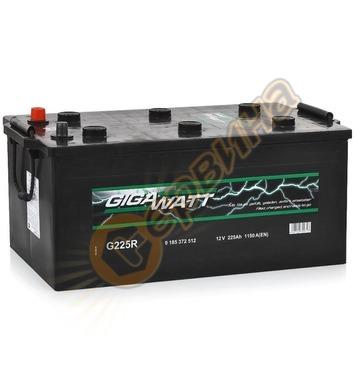 Стартерен акумулатор Gigawatt G225R 0185372512 - 12V/225Ah