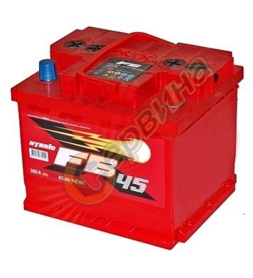 Стартерен акумулатор Westa FB 45 6СТ-45АЗ(0) - 12V/45Ah