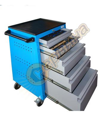Количка с инструменти GUDE 71075 GW05 105 части