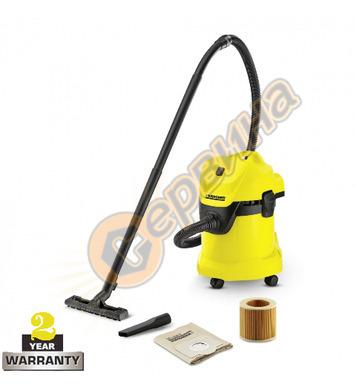 Прахосмукачка за сухо и мокро почистване Karcher WD 3 1.629-