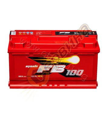 Стартерен акумулатор Westa FB 100 L+ 6СТ-100АЗ(1) - 12V/100A