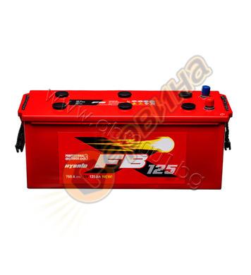 Стартерен акумулатор Westa FB 125 6СТ-125АЗ(3) - 12V/125Ah