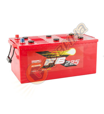 Стартерен акумулатор Westa FB 225 6СТ-225А3(3) - 12V/225Ah