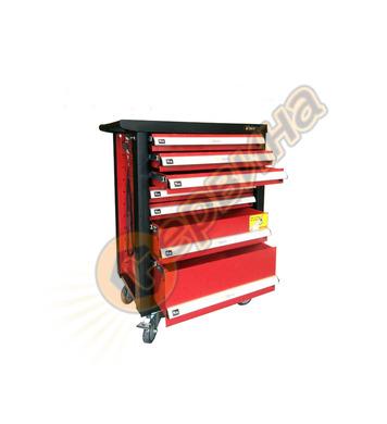 Сервизна количка с инструменти Troy  T26103 314 бр.