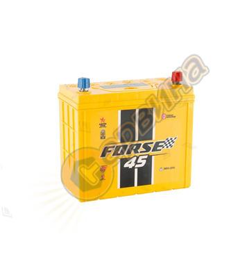 Стартерен акумулатор Westa Forsе JIS R+ 45 F 6СТ-45АЗ(0) - 1