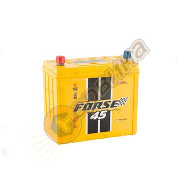 Стартерен акумулатор Westa Forsе JIS L+ 45 F 6СТ-45АЗ(1) - 1