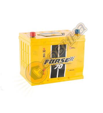 Стартерен акумулатор Westa Forsе JIS L+ 70 F 6СТ-70АЗ(1) - 1