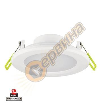 Влагозащитена луна за вграждане Vivalux Punto - LED 003557 -