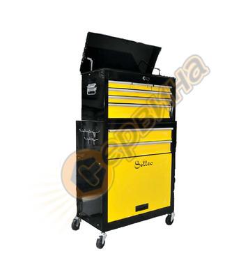Количка за инструменти с шкаф Solleo 1211CD-220AB 37311