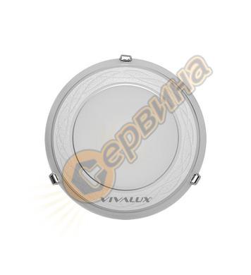 Плафониера Vivalux Broccati 03/6802 002378 - 75 W
