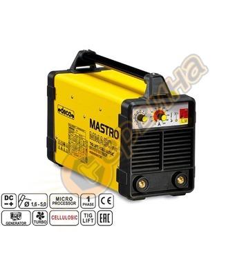Заваръчен апарат-електрожен Deca MASTRO 50EVO 200A 284600 +