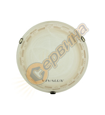 Плафониера Vivalux Tom 04/2603 000308 - 2X60W