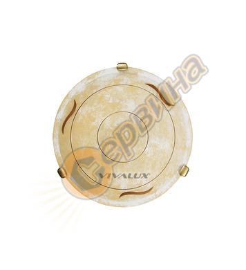 Плафониера Vivalux Rondine 04/2104 000292 - 2X60W