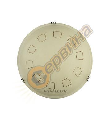 Плафониера Vivalux Cubi 04/4003 000353 - 2X60W
