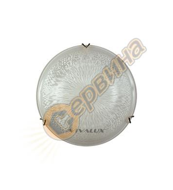 Плафониера Vivalux Perla 04/3903 000350 - 2X60W