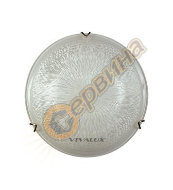 Плафониера Vivalux Perla 05/3904 000383 - 3X60W