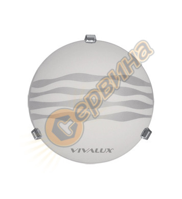 Плафониера Vivalux Onda 5013 000386 - 75W