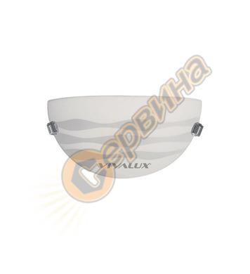 Аплик Vivalux Onda 5011 1/2 300 мм 000384 - 60W