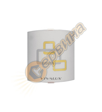 Аплик Vivalux Catena 5082 квадрат 000421 - 75W