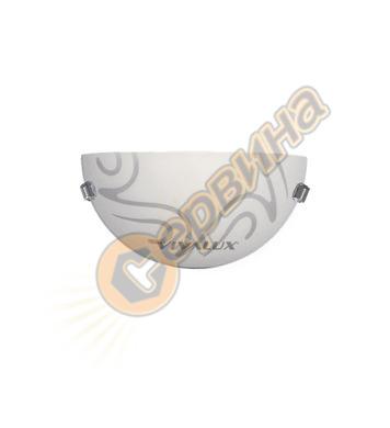 Аплик Vivalux Olbia White 5021 1/2 300 мм 000388 - 60W