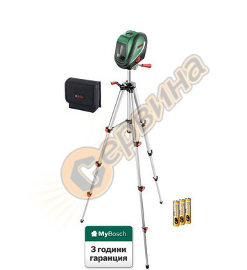 Линеен лазерен нивелир Bosch UniversalLevel 2 Set 0603663801