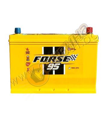 Стартерен акумулатор Westa Forsе JIS R+ 95 F 6СТ-95АЗ(0) - 1