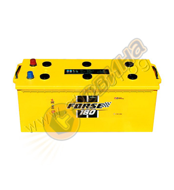 Стартерен акумулатор Westa Forsе 180 F 6СТ-180А3(3) - 12V/18