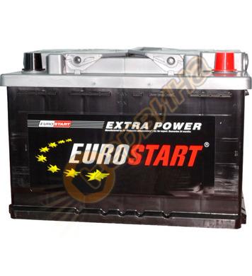 Стартерен акумулатор Westa Eurostart 90 ES 6СТ-90АЗ(0) - 12V