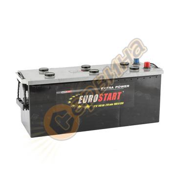 Стартерен акумулатор Westa Eurostart 140 ES 6СТ-140АЗ(0) - 1