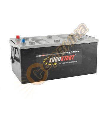 Стартерен акумулатор Westa Eurostart 220 ES 6СТ-220АЗ(0) - 1