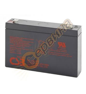 Акумулатор UPS Vrla Csb HRL634 - 6V/9Ah