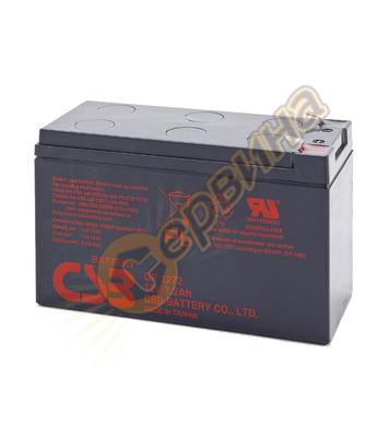 Акумулатор UPS Vrla Csb GP1272 - 12V/7.2Ah