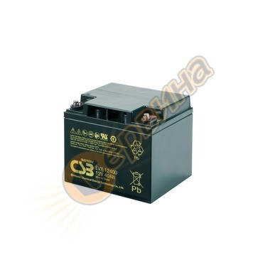 Акумулатор UPS Vrla Csb EVX12400 - 12V/40Ah