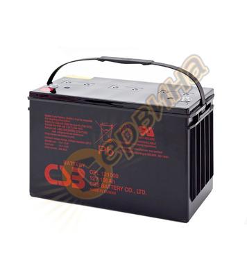 Акумулатор UPS Vrla Csb GPL121000 - 12V/100Ah