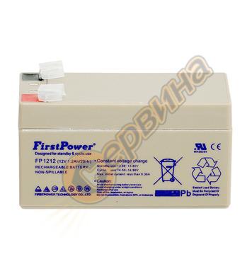 Акумулатор UPS Vrla FirstPower FP1212 - 12V/1.2Ah