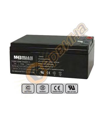 Акумулатор UPS Vrla Mhb MS3.2-12 - 12V/3.2Ah