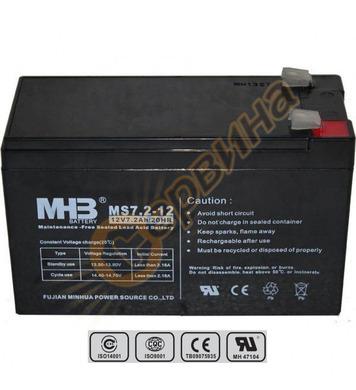 Акумулатор Vrla Mhb MS7.2-12F2 - 12V/7.2Ah