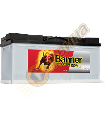Стартерен акумулатор Banner Power Bull P100 40 - 12V/100Ah